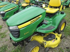 Lawn Mower For Sale 2011 John Deere X320 , 22 HP