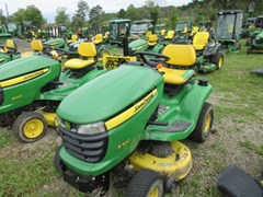 Lawn Mower For Sale 2008 John Deere X300 , 17 HP