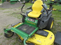Zero Turn Mower For Sale 2009 John Deere Z465 , 27 HP