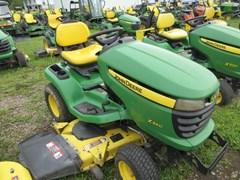 Lawn Mower For Sale 2007 John Deere X340 , 25 HP