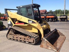 Skid Steer-Track For Sale 2003 Caterpillar 287 , 80 HP