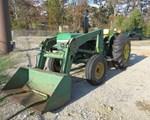 Tractor For Sale1979 John Deere 2040, 40 HP