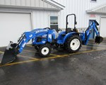 Tractor For Sale:  New Holland Workmaster 35, 35 HP