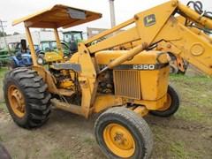 Tractor For Sale 1986 John Deere 2350 , 61 HP