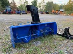 Snow Blower For Sale:   New Holland 63CSH