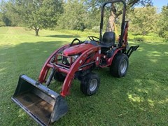 Tractor - Utility For Sale 2015 Mahindra eMax25 , 24 HP