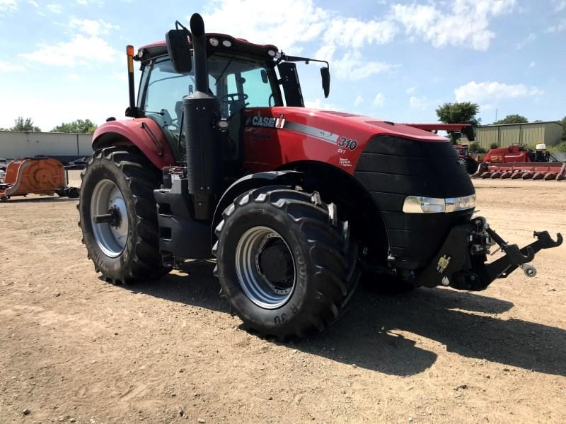 2019 Case IH Magnum 310 CVT Tractor For Sale