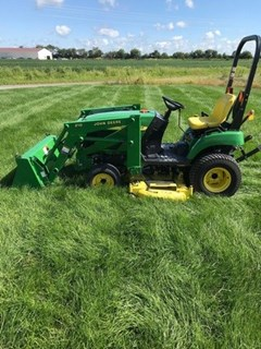 Tractor For Sale 2004 John Deere 2210 , 23 HP