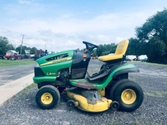 Lawn Mower For Sale 2009 John Deere LA145 , 22 HP