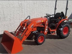 Tractor For Sale 2019 Kubota B2650HSD , 26 HP