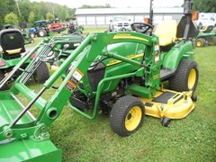 Tractor For Sale 2010 John Deere 2305 , 24 HP