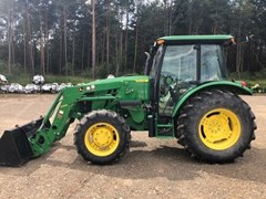 Tractor - Utility For Sale 2014 John Deere 5085E , 85 HP