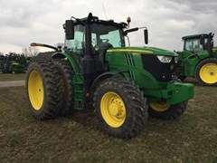 Tractor For Sale 2017 John Deere 6175R , 175 HP
