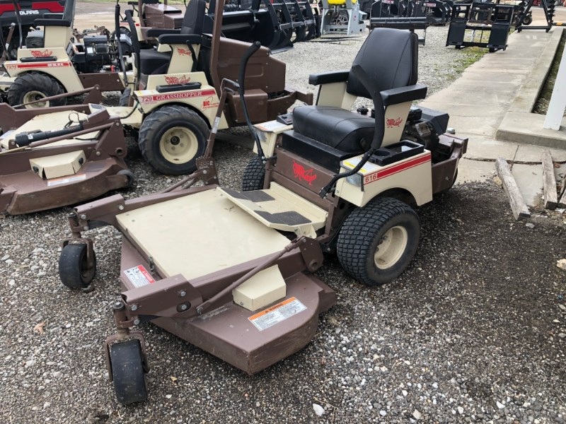 2001 Grasshopper 616 Zero Turn Mower For Sale