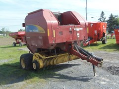 Baler-Round For Sale 2010 New Holland RB7060
