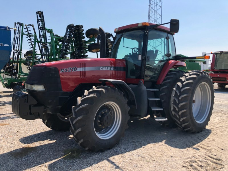 2005 Case IH MX210 Tractor For Sale