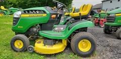 Lawn Mower For Sale 2013 John Deere D100 , 18 HP