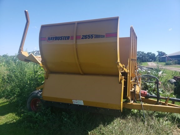 2012 Haybuster 2655 Tub Grinder - Feed/Hay For Sale