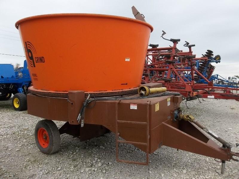 2012 Rotogrind 1090 Grinder Mixer For Sale