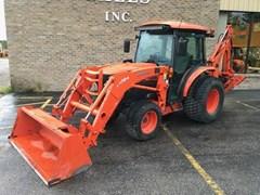 Tractor For Sale 2014 Kubota L3940HSTC , 39 HP