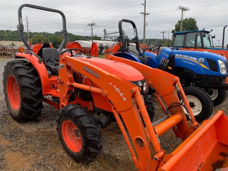 2012 Kubota MX5100DT Tractor For Sale