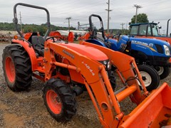 Tractor For Sale 2012 Kubota MX5100DT , 51 HP