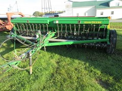 Grain Drill For Sale 2009 John Deere BD1113