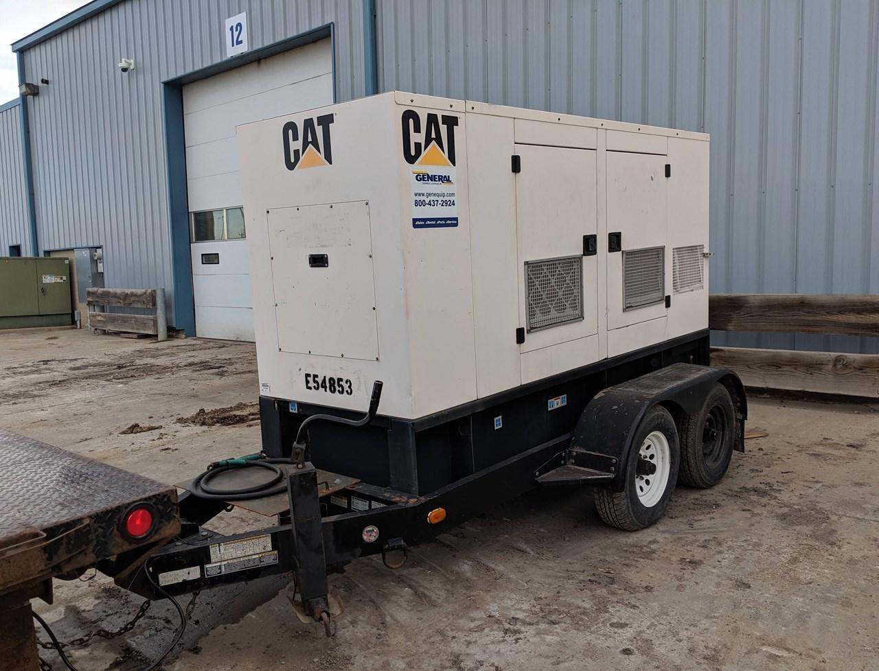 Caterpillar XQ100 Generator & Power Unit For Sale