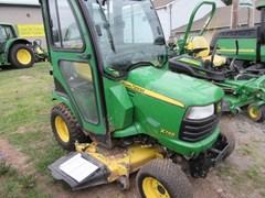 Lawn Mower For Sale 2012 John Deere X748 , 24 HP