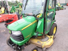 Lawn Mower For Sale 2012 John Deere X728 , 24 HP