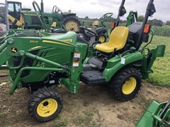 Tractor - Compact Utility For Sale 2017 John Deere 1023E TLB