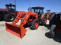 Tractor For Sale 2016 Kubota M5-091HDC12 , 92 HP