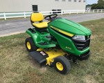 Riding Mower For Sale2018 John Deere X370, 25 HP