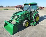 Tractor For Sale2018 John Deere 3046R, 46 HP