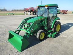 Tractor For Sale 2018 John Deere 3046R , 46 HP