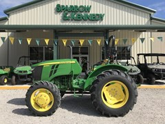 Tractor - Utility For Sale 2017 John Deere 5055E , 55 HP