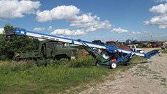 Auger-Portable For Sale 2014 Brandt 1545