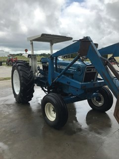 Tractor For Sale 1980 Ford 6600 , 76 HP