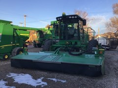 Windrower For Sale 2010 John Deere R450