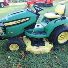 Lawn Mower For Sale 2006 John Deere X534 , 25 HP