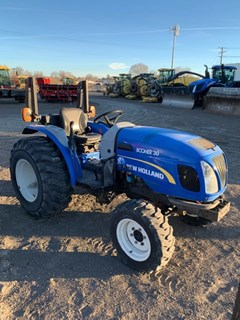 Tractor - Compact For Sale 2012 New Holland BOOMER 30 , 30 HP