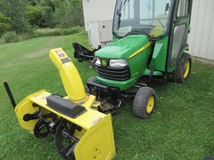 Lawn Mower For Sale 2008 John Deere X744 , 24 HP