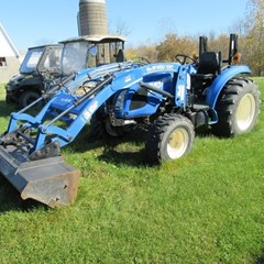 Tractor For Sale 2016 New Holland Boomer 47 , 47 HP