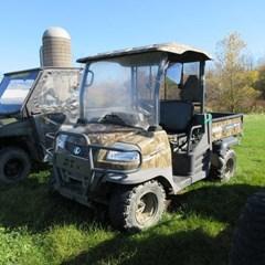 ATV For Sale 2011 Kubota RTV900XTG