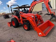 Tractor :  Kubota L3301HST