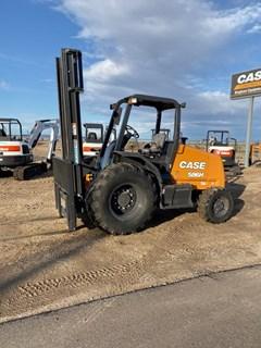 Lift Truck/Fork Lift-Rough Terrain :  2019 Case 586H
