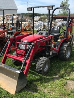 Tractor - Compact For Sale Mahindra Max 25 , 25 HP