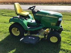 Riding Mower For Sale 2011 John Deere X720 , 27 HP
