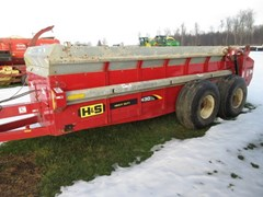 Manure Spreader-Dry/Pull Type For Sale 2016 H & S 430
