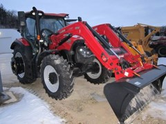 Tractor For Sale 2019 Case IH MAXXUM 150 MC ACTIVEDRIVE8 , 150 HP
